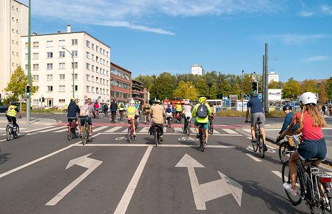 Balade à vélo à Woluwe-Saint-Lambert 2020