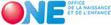 Logo ONE (Office de la Naissance et de l'Enfance)