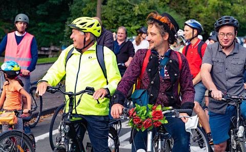 Balade à vélo 2021